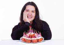 Another Birthday royalty free stock photography