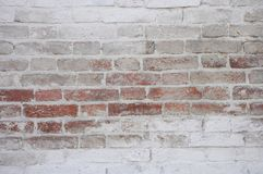 Another brick in the wall Royalty Free Stock Image