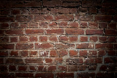 Another brick in the wall Royalty Free Stock Photos