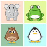 Another Cute Animals Stock Images