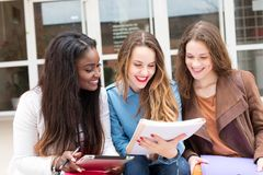Free Another Day At The University! Stock Photo - 118282210