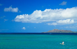 Another Day in Paradise, Hawaii Royalty Free Stock Image