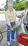 Another Expensive Fill Up Stock Images