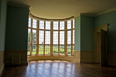 Another grand room. A majestic and grand room interior in an Elizabethan mansion stock photography