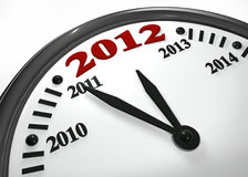 Another new year 2012 Royalty Free Stock Images