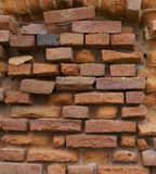 Another old brick in the wall Royalty Free Stock Image
