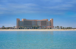 Another Resort. Another luxurious hotel in the beaches of Dubai Royalty Free Stock Images