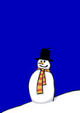 Another Snowman Stock Images
