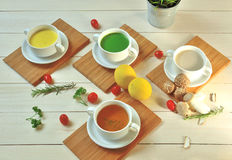 Another soup Stock Images