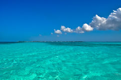 Yet another sunny day in Caribbean Royalty Free Stock Photo