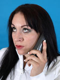 Another Telemarketer Stock Images