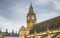 Another view on the Big Ben Royalty Free Stock Image