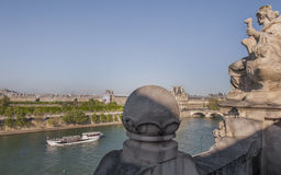 Another View of Paris Royalty Free Stock Image