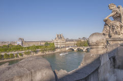 Another View of Paris Stock Photography
