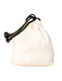 Another White Cotton Bag Royalty Free Stock Photography