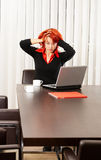 Another working day Stock Photography