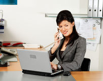 Another working day Royalty Free Stock Photography