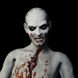 Another Zombie royalty free stock photo
