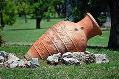 Anphora im Park Stockbilder