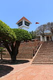 ANPING FORT, TAIWAN - APRIL 14, 2015. Anping Fort or Fort Zeelandia at Anping District, Taiwan on April 14, 2015. This fortress was built over 10 years from Stock Photos