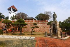 Anping Old Fort in Taiwan Royalty Free Stock Images