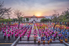 720 ans de Chiang Mai Photographie stock