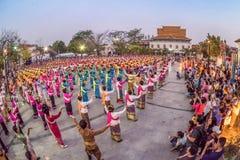 720 ans de Chiang Mai Photographie stock libre de droits
