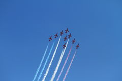 60ans paf Stock Images