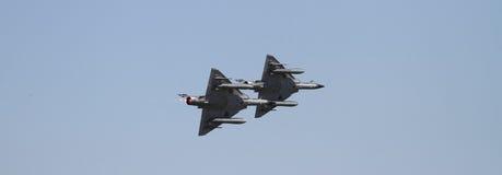 60 ANS Patrouille de Γαλλία στοκ φωτογραφία