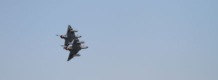 60 ANS Patrouille de Γαλλία στοκ φωτογραφία με δικαίωμα ελεύθερης χρήσης