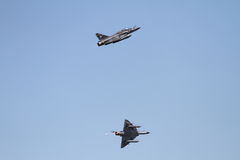 60 ANS Patrouille de Γαλλία στοκ εικόνες με δικαίωμα ελεύθερης χρήσης