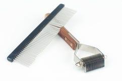 Ansa och klippa utrustning Arkivfoton