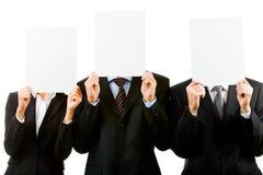 Ansage Lizenzfreies Stockfoto