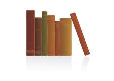 Ansammlung Bücher Lizenzfreie Stockfotografie