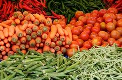 Ansammlung Gemüse Stockfotografie