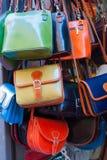 Ansammlung Handtaschen Lizenzfreies Stockbild