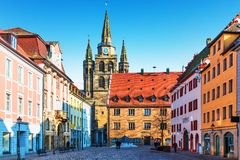 Ansbach Tyskland Arkivbilder