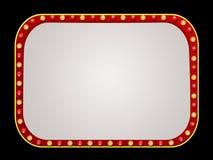 Anschlagtafel Stockbild