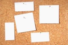Anschlagtafel Stockbilder