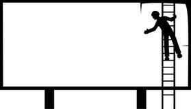 Anschlagtafel VEKTOR EDITABLE vektor abbildung
