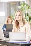 Anschließen an Kunden Lizenzfreie Stockfotos