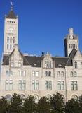 Anschluss-Station-Gebäude in Nashville lizenzfreie stockbilder