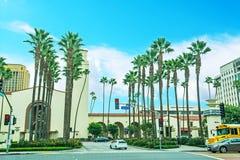 Anschluss-Station in Los Angeles Lizenzfreie Stockfotos