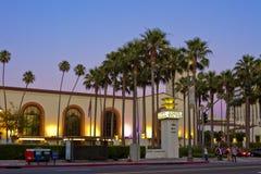 Anschluss-Station von Los Angeles Stockfoto