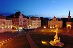 Anschlussquadrat 02, Timisoara, Rumänien Lizenzfreie Stockfotografie