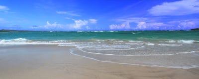 anse beach de Λουκία sables Άγιος Στοκ εικόνα με δικαίωμα ελεύθερης χρήσης
