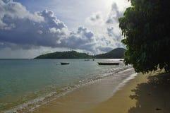Anse Boileau, Seychelles Royalty Free Stock Photography