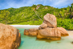 Anse Coco Royalty Free Stock Image