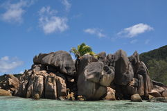 Anse Cocos Royalty Free Stock Images