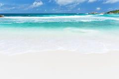 Anse Cocos, La Digue, Seychelles Stock Image